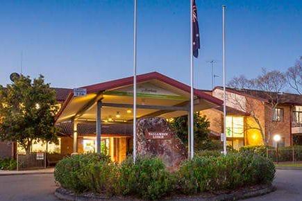 Yallage Lodge Maintaining Security